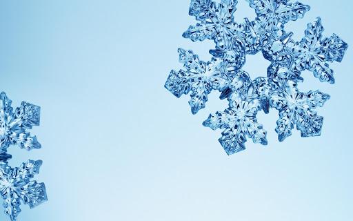 Snowflake Wallpaper HD