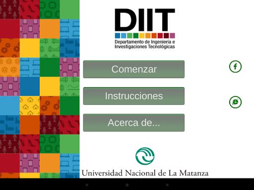 程式庫與試用程式必備APP下載|Folleto Aumentado DIIT UNLaM 好玩app不花錢|綠色工廠好玩App