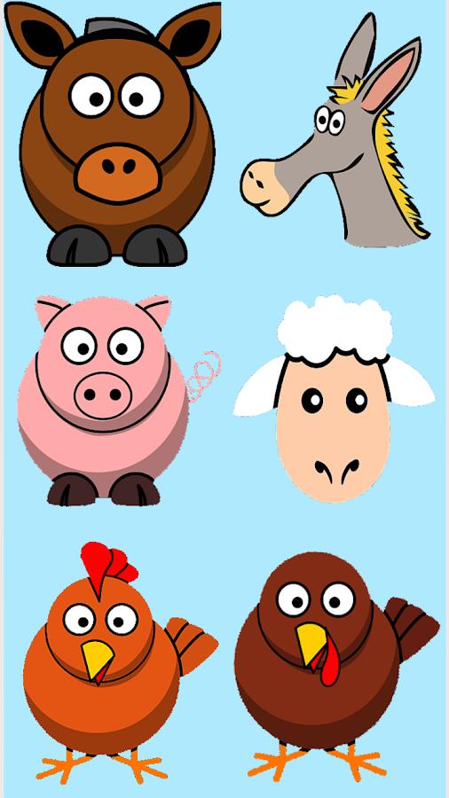 Farm Animals - Sounds - screenshot