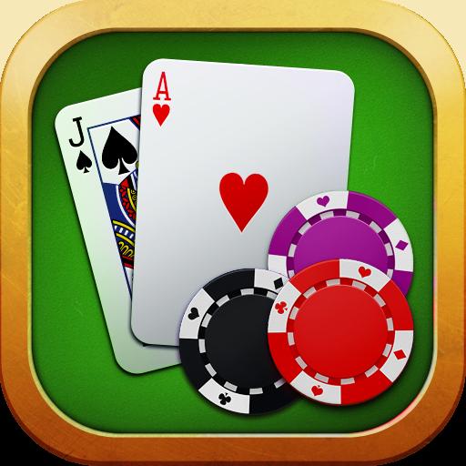 21 Blackjack Online Free Vegas 博奕 App LOGO-硬是要APP