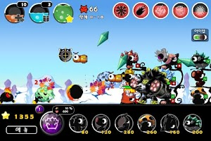 Screenshot of 디펜지 아스트로 POP - FREE