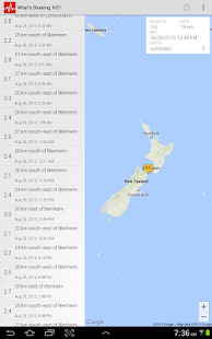 What's Shaking, NZ? - screenshot thumbnail