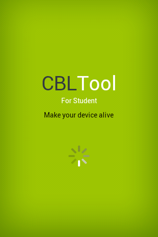 CBLTool for Student - screenshot