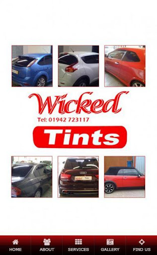 Wicked Tints