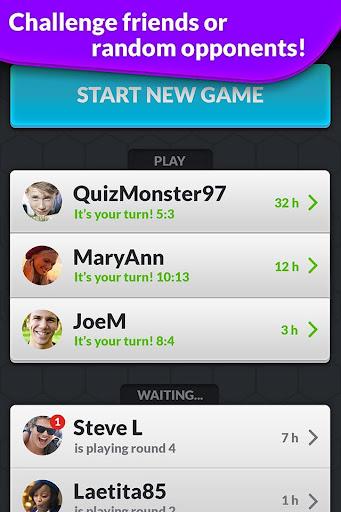 True or False: Quiz Battle screenshot