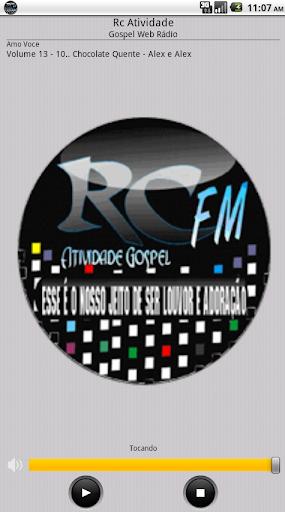 Rc Atividade Gospel Web Rádio
