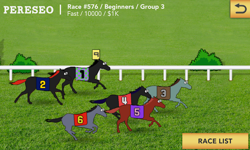 Hooves Reloaded: Horse Racing - screenshot thumbnail