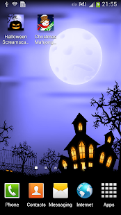Halloween Live Wallpaper Free- screenshot thumbnail