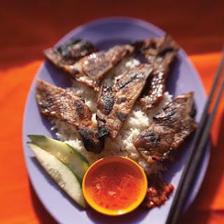 Suon Nuong (Vietnamese Pork Chops).