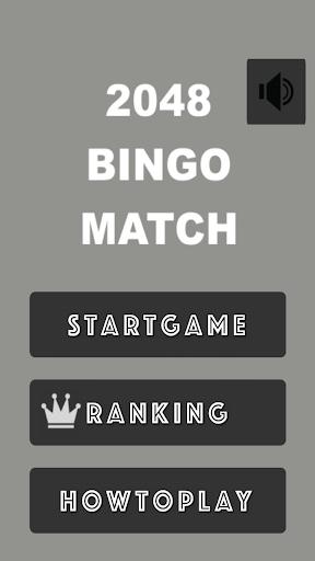 2048 BingoMatch