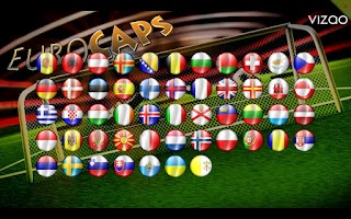 Screenshot of EuroCaps