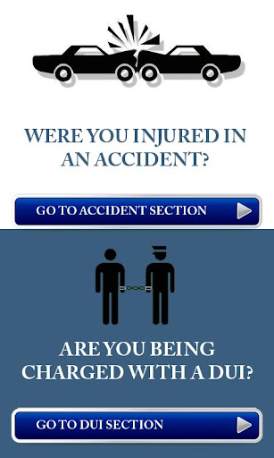 Betras Law Accident DUI App
