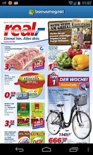 brochures offers coupons deals - screenshot thumbnail