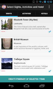 Holidayen London - screenshot thumbnail