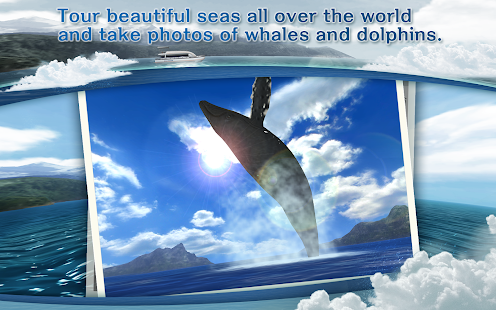 REAL WHALES Find the cetacean.- screenshot thumbnail