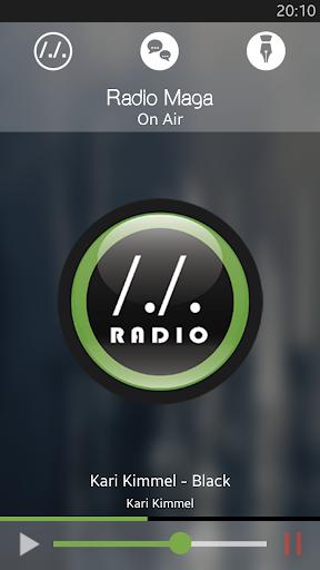 【免費音樂App】Radio Maga-APP點子