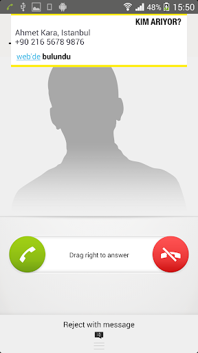 Kim Ariyor Caller ID Block