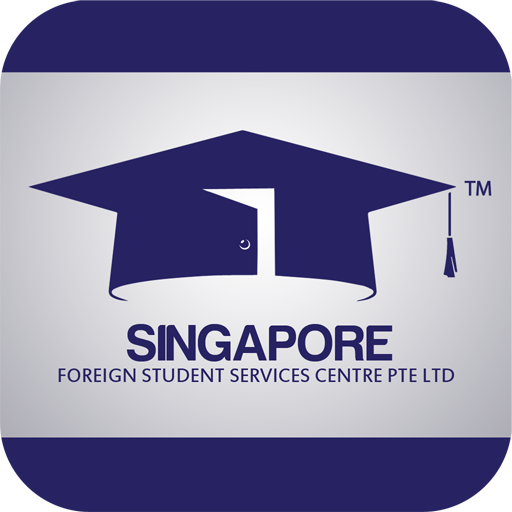S'pore Foreign Student Service 商業 App LOGO-APP試玩