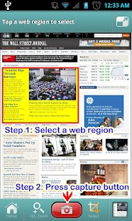 Websnap-Web capture,Web widget- screenshot thumbnail