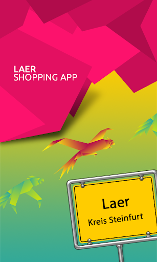 Laer Shopping App