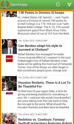 Sportsapp