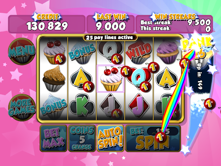 Cupcake Frenzy Slots 1.0.6 screenshot 89666
