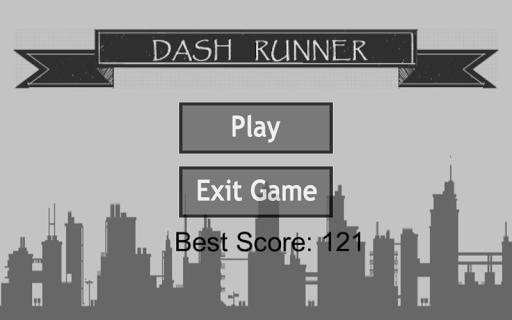 Classic Dash Runner