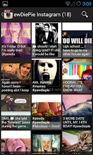 PewDiePie Videos- screenshot thumbnail
