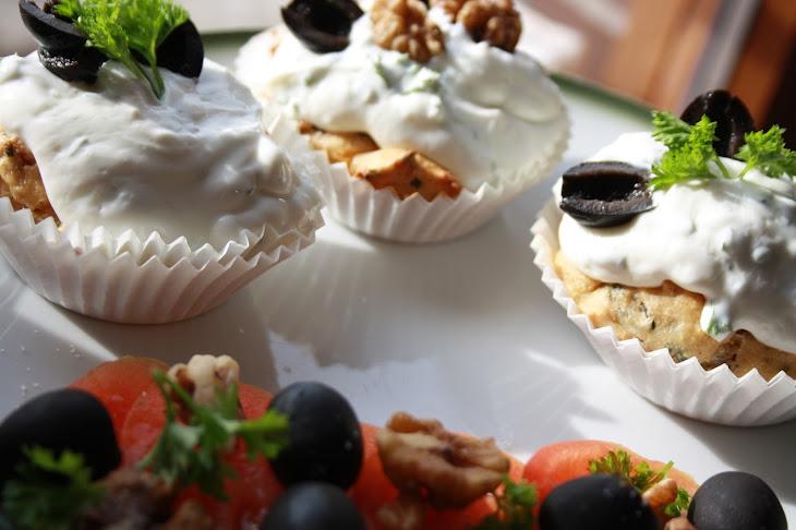 Salty Cupcakes Recipe