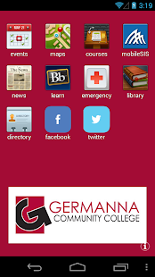 Germanna Mobile- screenshot thumbnail