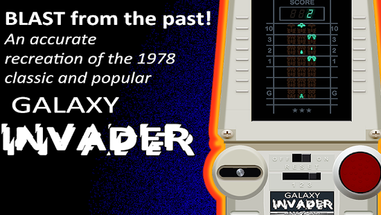 Galaxy Invader Original 1978- screenshot thumbnail