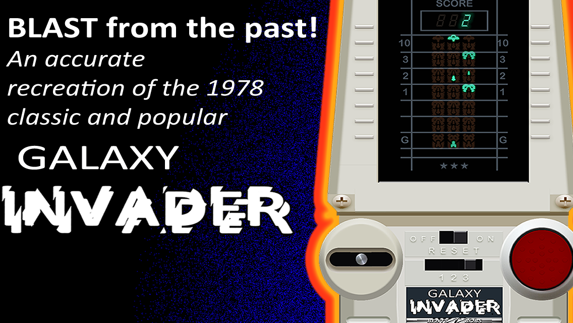 Galaxy Invader Original 1978- screenshot