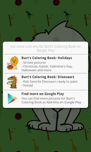 【免費家庭片App】Burt's Coloring Book HD-APP點子