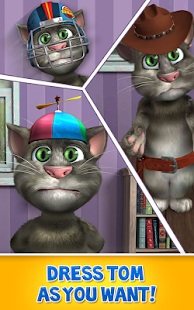 Talking Tom Cat 2 - screenshot thumbnail
