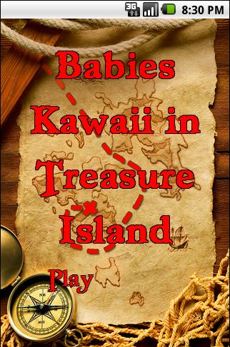 Babies Kawaii Treasure Island