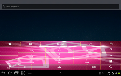玩免費個人化APP|下載钻石粉红键盘主题 app不用錢|硬是要APP