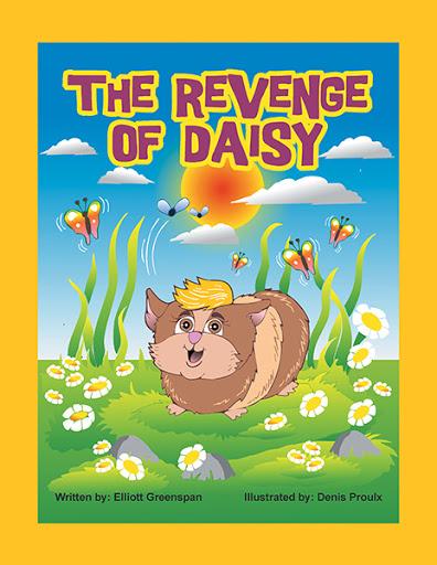 The Revenge of Daisy cover