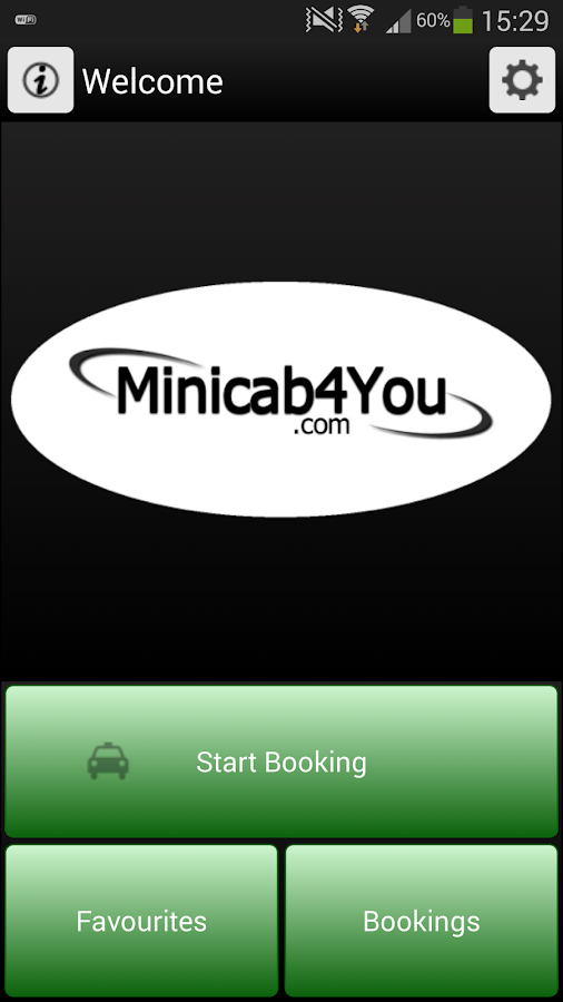 MiniCab4You- screenshot