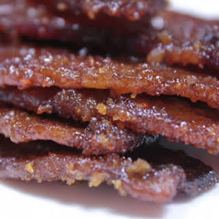 Smoked Bacon Candy (Pig Candy).
