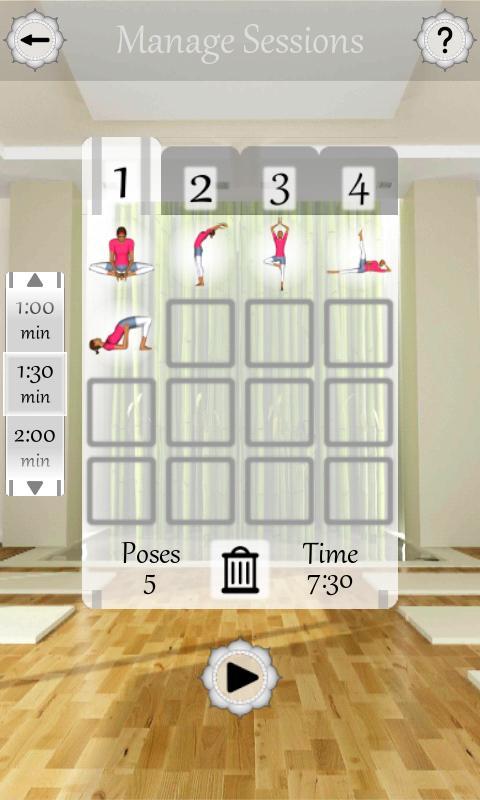 Yoga Fitness 3D- screenshot