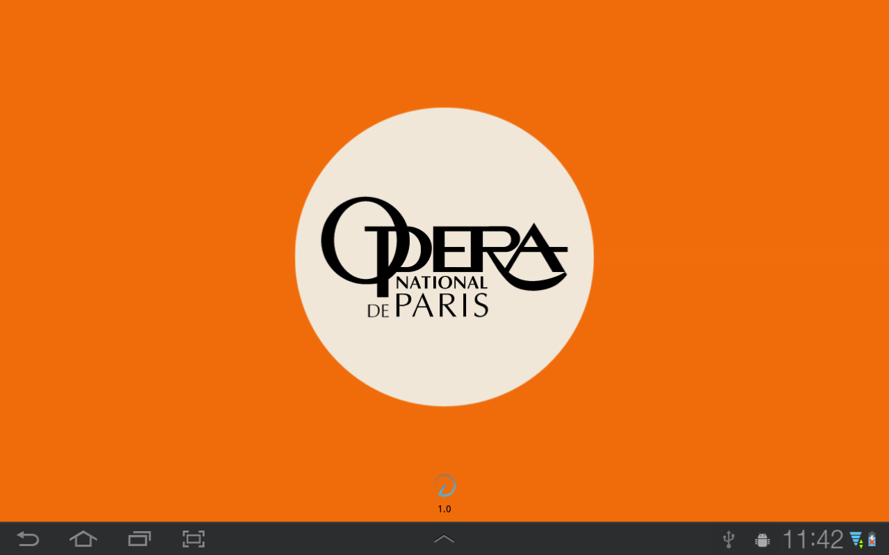 Dix mois d'école et d'Opéra - screenshot