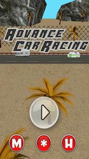 Advance Car Racing 2014 screenshot