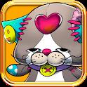 ジュジュと悪夢の迷宮 logo