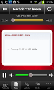 Radio Siegen- screenshot thumbnail