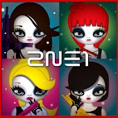 2NE1 (투애니원) - 2nd mini album