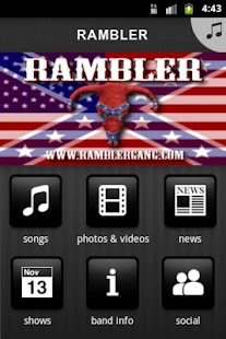 RAMBLER - screenshot thumbnail