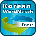 Free Korean English Word Match icon