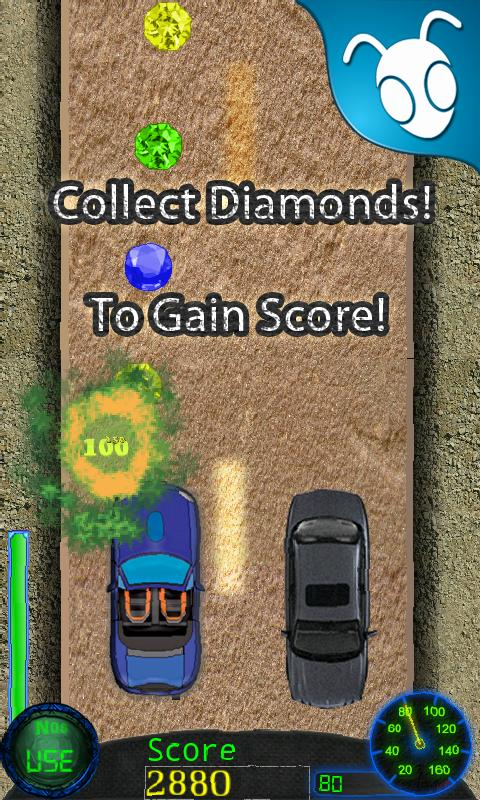 Crazy Driver Android HD - screenshot