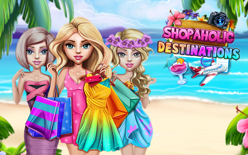 Shopaholic Destinations Girl