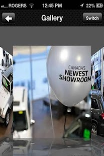Oakville Dodge Chrysler Ltd. - screenshot thumbnail